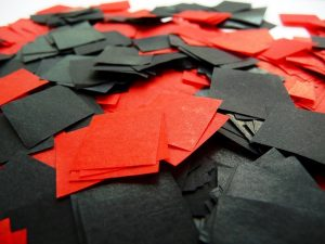 B1 Theatre Snow Red Black