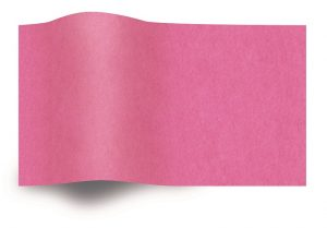 Tissue paper cerise flame retardant B1