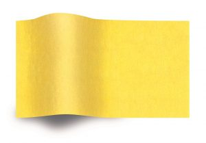 Tissue paper yellow flame retardant B1