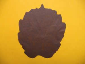 Leaves Oval flame retardant A4 4102 B1
