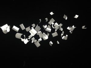 Example paper installation